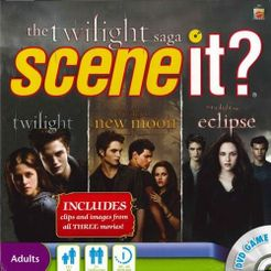 Scene It? The Twilight Saga