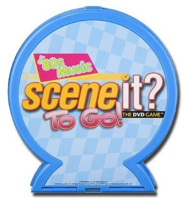 Scene It? To Go!: 80s Music