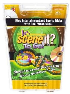 Scene It? To Go!: Jr.