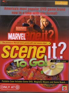 Scene It? To Go!: Marvel
