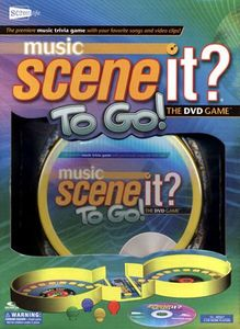 Scene It? To Go!: Music
