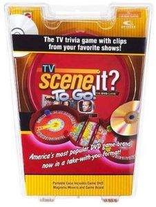 Scene It? To Go!: TV