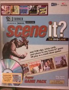 Scene It? Turner Classic Movies Game Pack