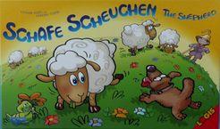 Schafe scheuchen