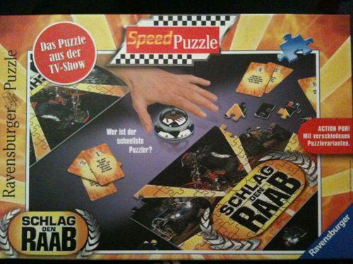 Schlag den Raab: Speed Puzzle