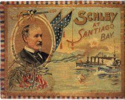 Schley at Santiago Bay