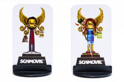 Schmovie: Table Top Day 2016 Felicia and Wil Schquid Trophies