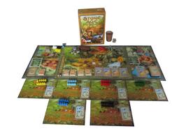Schmuck und Handel (fan expansion for Stone Age)