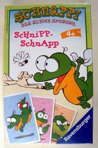 Schnappi Das Kleine Krokodil Schnipp-Schnapp