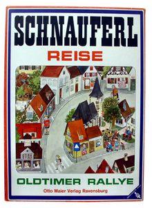 Schnauferl Reise: Oldtimer Rallye