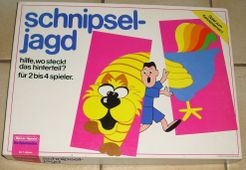 Schnipsel-Jagd