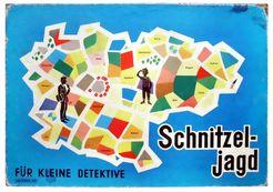 Schnitzeljagd für kleine Detektive