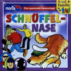 Schnüffel-Nase (Eine spannende Ganovenjagd)