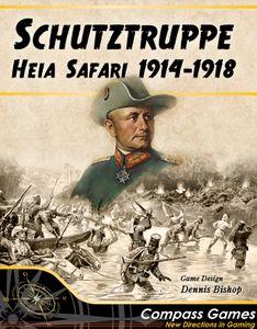 Schutztruppe: Heia Safari, 1914-18
