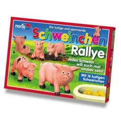 Schweinchen Rallye