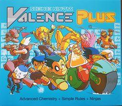 Science Ninjas: Valence Plus
