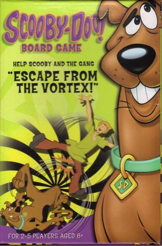 Scooby Doo: Escape from the Vortex