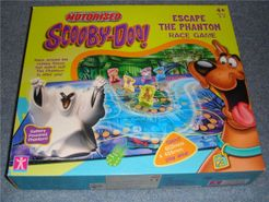 Scooby-doo! Escape the Phantom Race Game