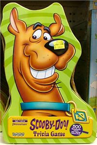 Scooby-Doo! Trivia Game