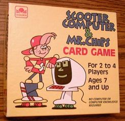Scooter Computer and Mr. Chips