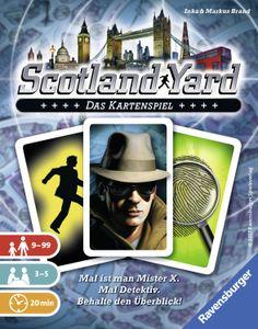 Scotland Yard: Das Kartenspiel