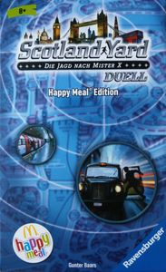 Scotland Yard Duell: Happy Meal Edition