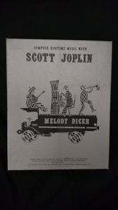 Scott Joplin Melody Dicer: The Music Making Game