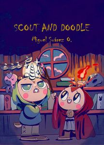 Scout and Doodle: The Forest of Mist