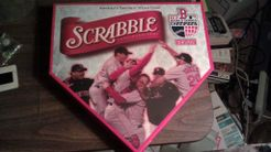 Scrabble: 2007 Boston Red Sox Worlds Series Championship Edition