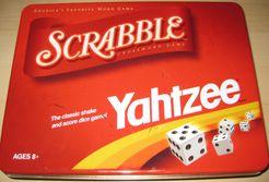 Scrabble and Yahtzee