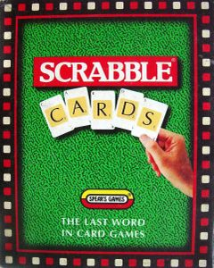Scrabble Card Game