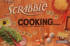 Scrabble: Cooking Edition
