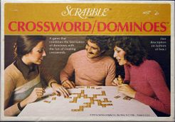Scrabble Crossword / Dominoes