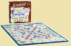 Scrabble: Diary of a Wimpy Kid