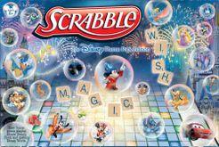 Scrabble: Disney Theme Park Edition