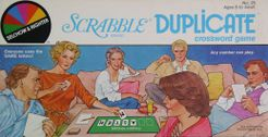 Scrabble Duplicate Crossword Game