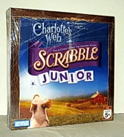 Scrabble Junior: Charlotte's Web