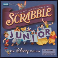 Scrabble Junior: The Disney Edition