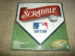 Scrabble: Major League Baseball Edition
