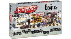 Scrabble: The Beatles Edition