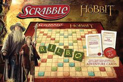 Scrabble: The Hobbit – An Unexpected Journey Edition