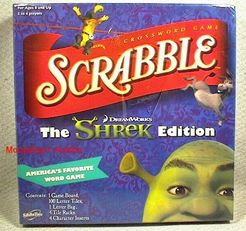 Scrabble The Shrek Edition