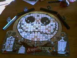 Scrabble: Tim Burton's The Nightmare Before Christmas Edition