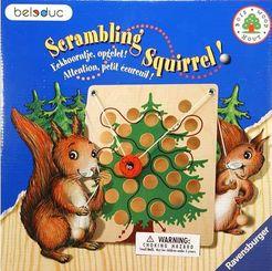Scrambling Squirrel
