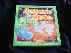 Screamin' Genie: The Frantic Sound & Race Game