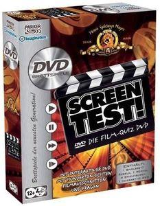 Screen Test!