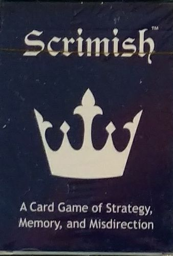 Scrimish Card Game