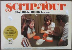 Scrip-Tour -- The Bible Book Game