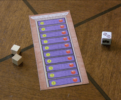 Scripts and Scribes: The Dice Game – Mini Expansion