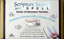 Scripture Search & Spell Book of Mormon